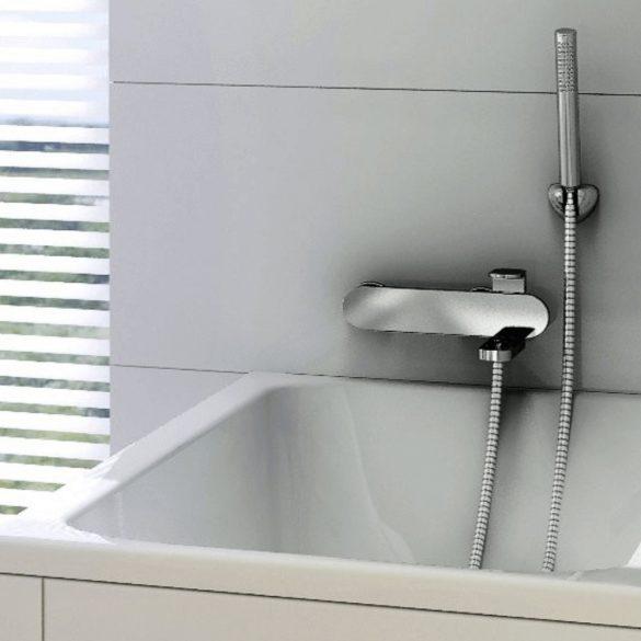 RAVAK Chrome CR 957.00 henger alakú zuhanyfej image kép