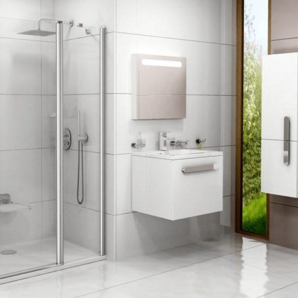 RAVAK Chrome Slim 982.00 négyzet alakú esőztető zuhanyfej image kép