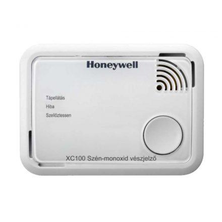 HONEYWELL XC70-A szénmonoxid érzékelő/vészjelző, 10 év élettartammal